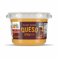 Queso Style Dip Packaging